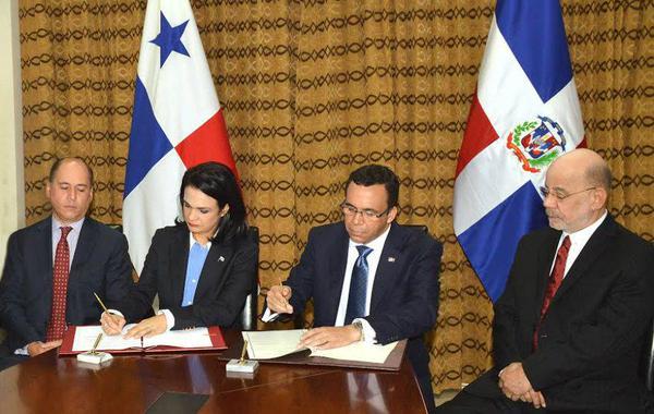 Panamá y RD acuerdan intercambio de información de seguridad
