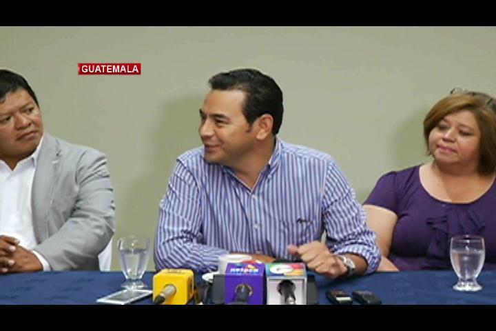 Conozca la historia del más fuerte candidato a la Presidencia en Guatemala
