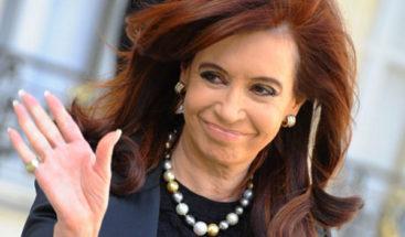 La presidente de Argentinallega a Cuba para asistir mañana a la misa del Papa