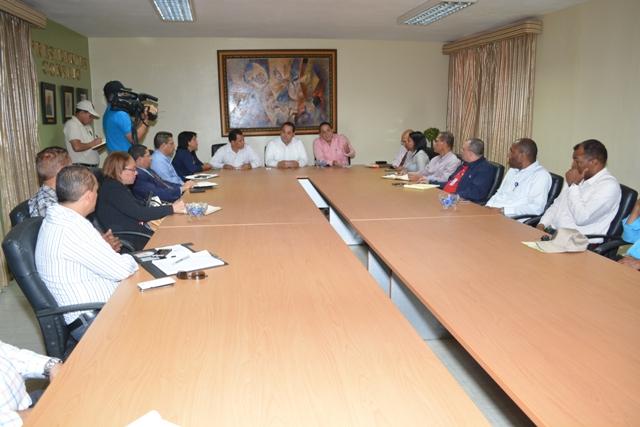 Incorporarán más de cuatro mil tareas de tierra a la producción agrícola en Cotuí