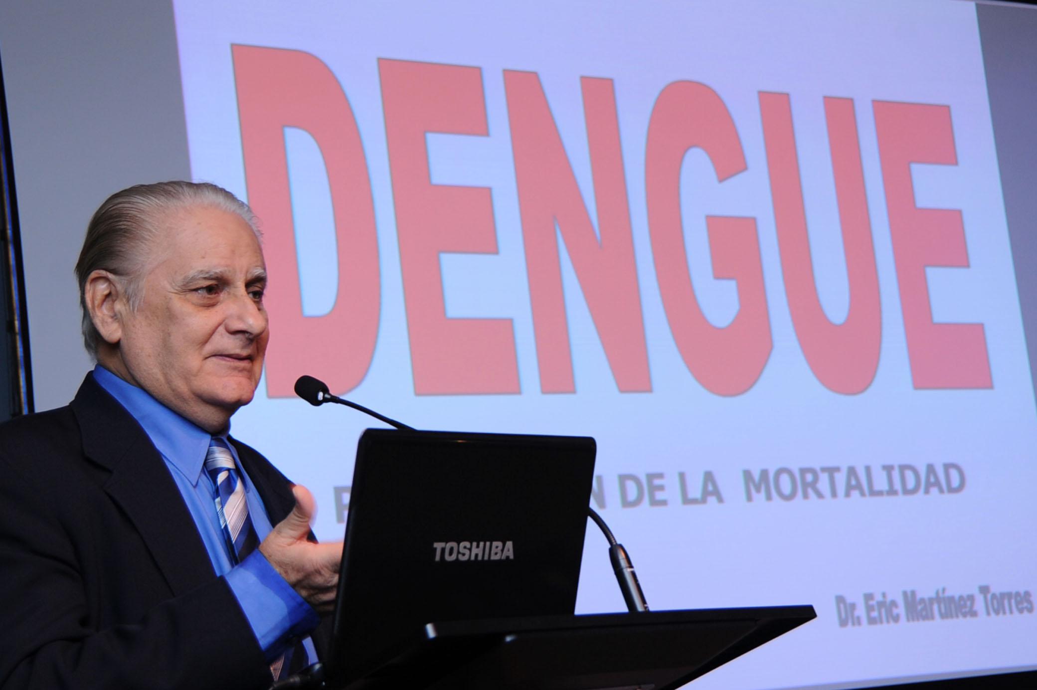 Consultor de OPS aboga se acepte autopsia a fallecidos por Dengue para hacer real diagnóstico
