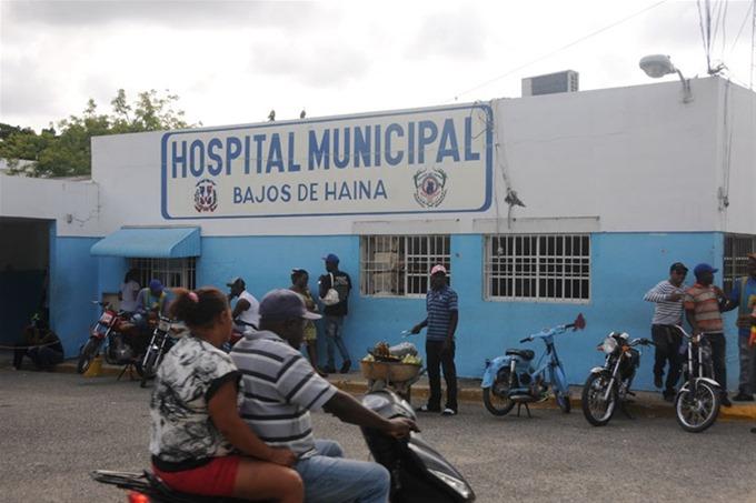 Piden terminar trabajos de reconstrucción del hospital Barsequillo de Haina