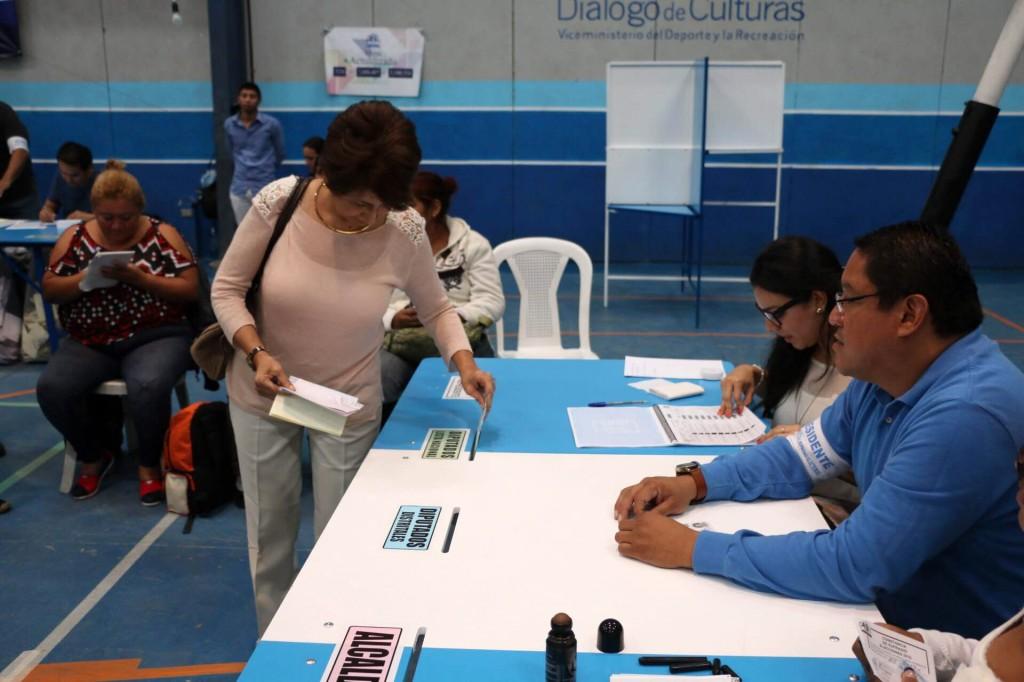 Instituto guatemalteco denuncia deficiencias en control electoral del TSE
