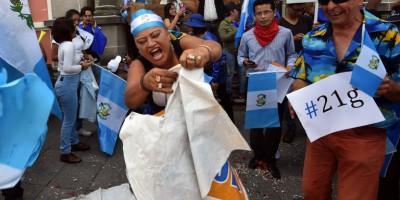Un muerto y 3 heridos deja tiroteo entre activistas de partidos en Guatemala