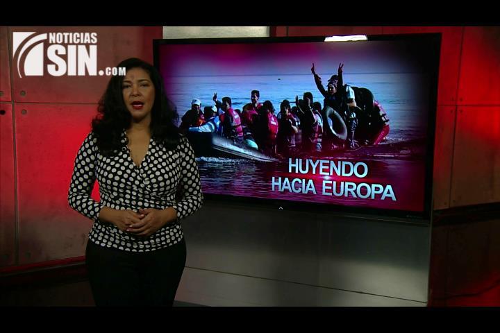 Patricia Solano: Huyendo hacia Europa