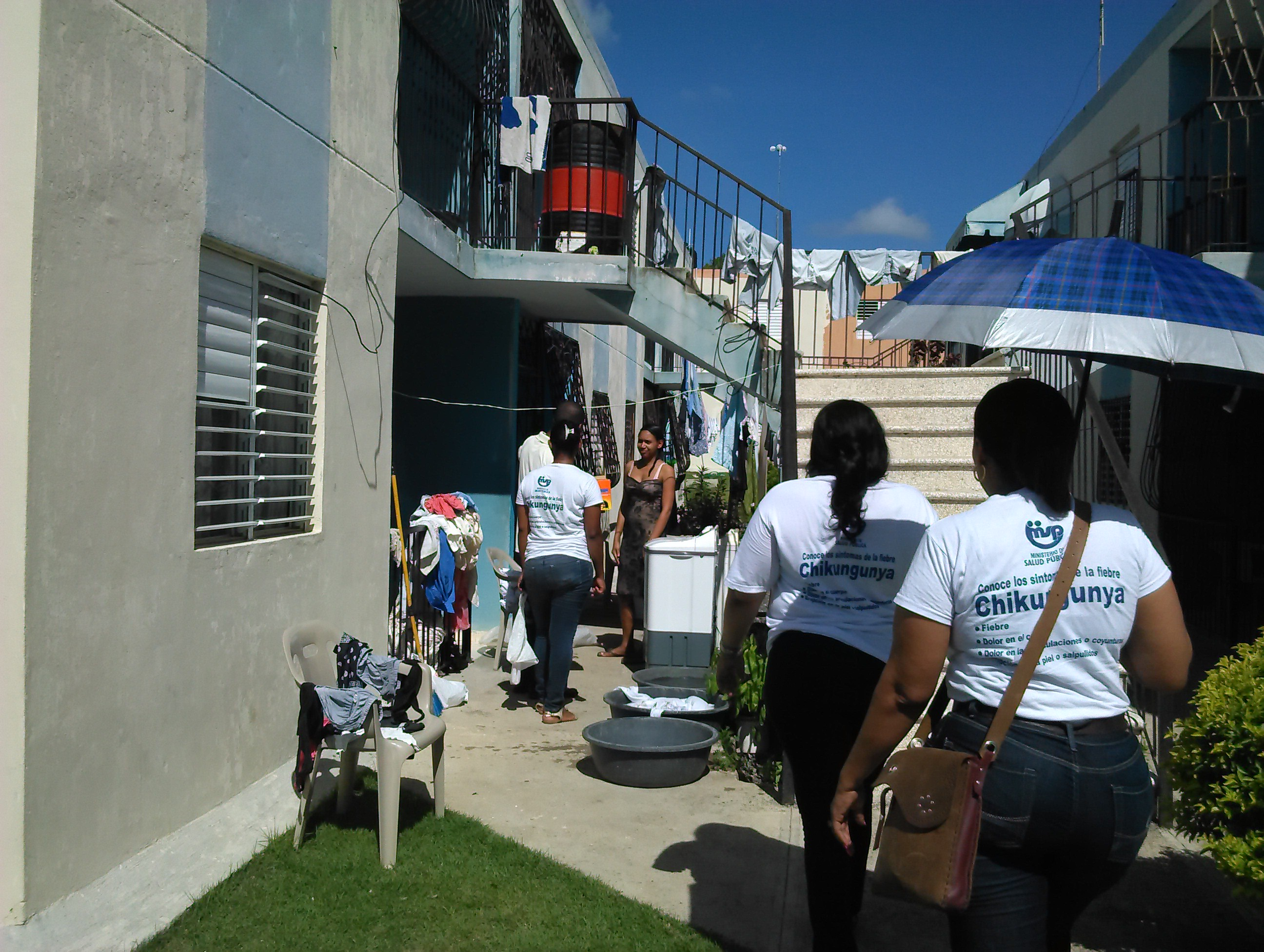 Ministerio de Salud Pública realiza jornadas masivas para eliminar criaderos de mosquitos
