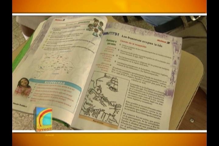 Libro de texto de 6to grado será sustituido por presentar errores en su contenido