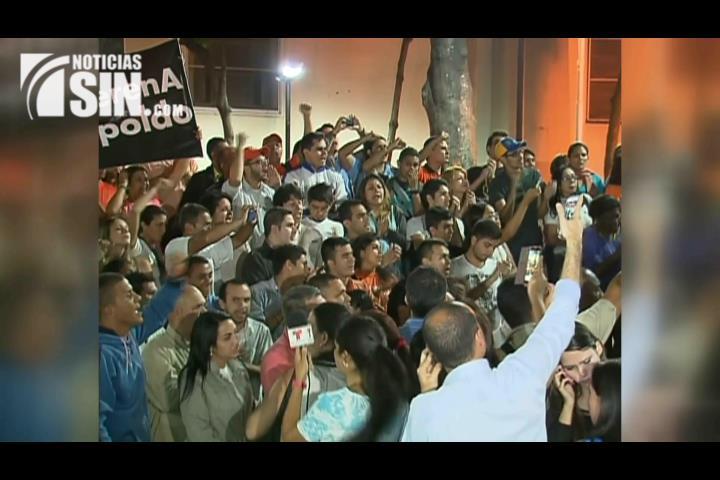 Comunidad internacional critica sentencia contra opositor venezolano Leopoldo López