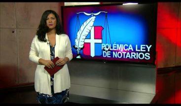 Patricia Solano: Polémica ley de notarios