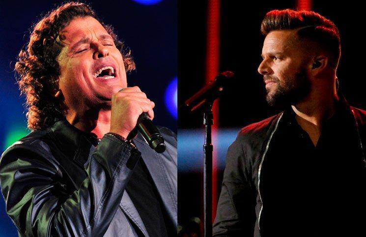 Ricky Martin y Carlos Vives participan en el nuevo disco de Wisin