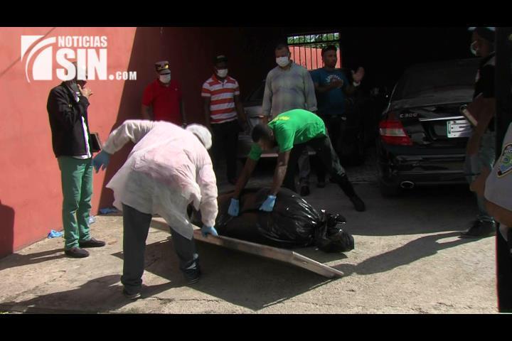 Hallan cadáver de comerciante en la cisterna de su vivienda en Villa Mella