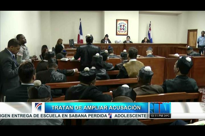 Ratifican prisión preventiva contra tres implicados en caso Peravia