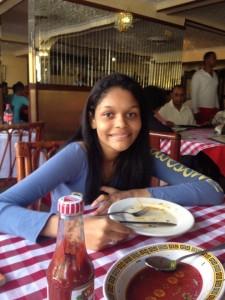 Aparece adolescente de 16 años estaba desaparecida desde el sábado