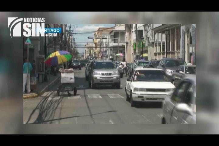 Ciudadanos atemorizados por hechos delictivos en Santiago