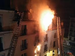 Imputado y encarcelado el sospechoso de causar el incendio de París
