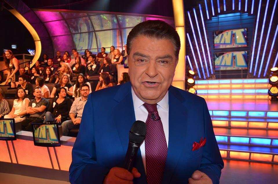 Don Francisco se despide de los telespectadores de Latinomérica a los 74 años