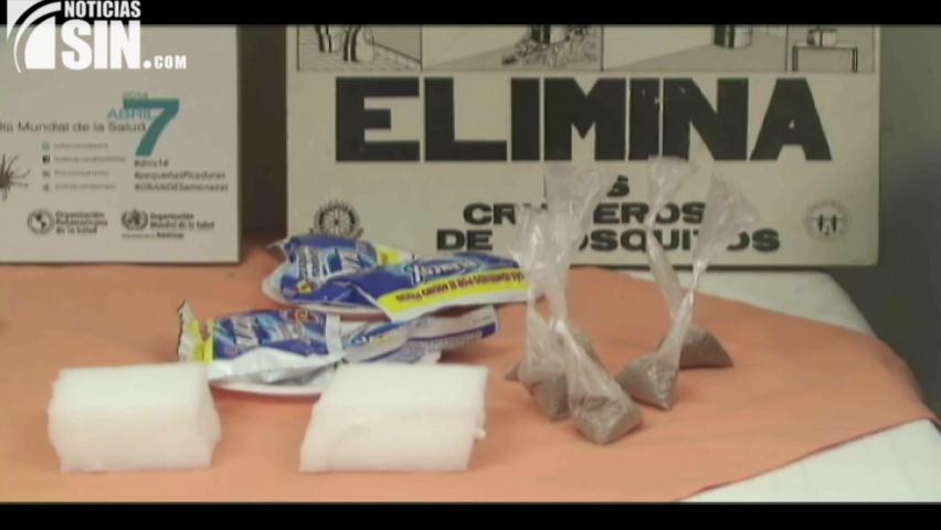 Salud Pública inicia movilización ante aumento de casos de dengue en Santiago