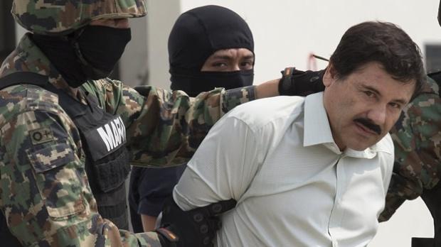 """Video oculto revela que """"El Chapo"""" se fugó con ayuda de una red de cómplices"""