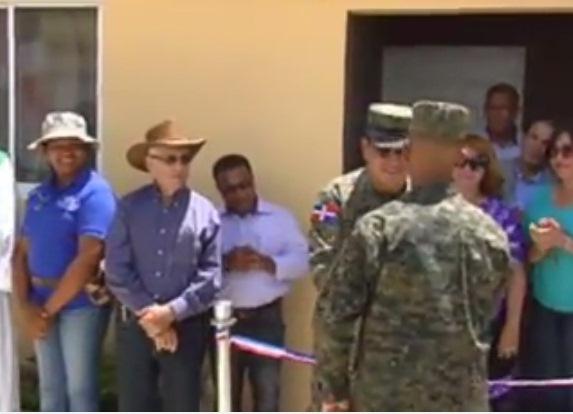 Ejército premia a un sargento con una vivienda en San Juan de la Maguana