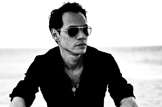 Marc Anthony pospone concierto en Panamá por deshidratación