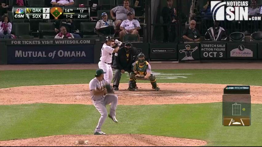 Video resumen de Grandes Ligas