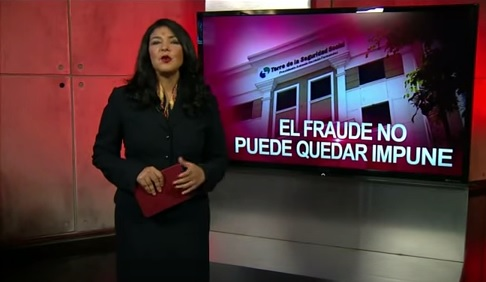 Patricia Solano: Los votantes de Pedernales