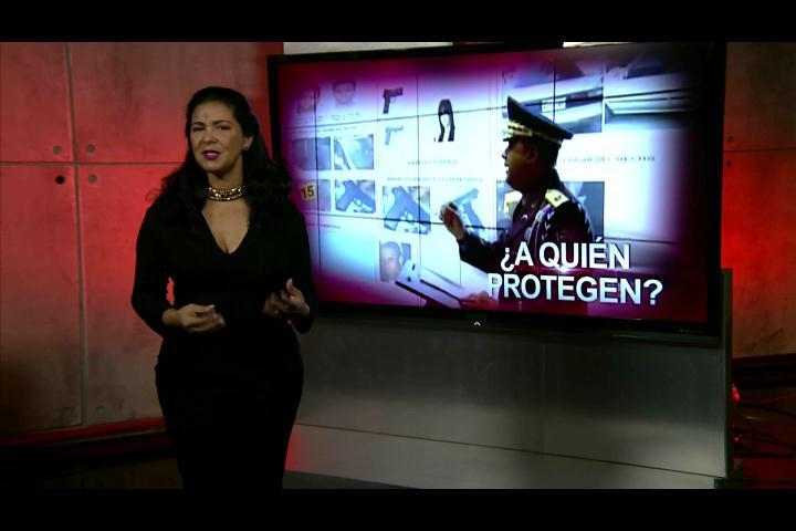 Patricia Solano: ¿A quién Protegen?