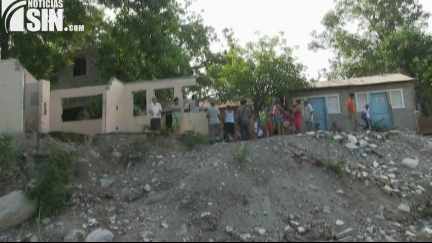 Residentes en sector de Azua piden la canalización del río Vía