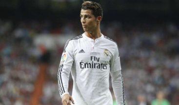 "Cristiano Ronaldo presenta fragancia: ""un perfume que deja huella, como yo"""