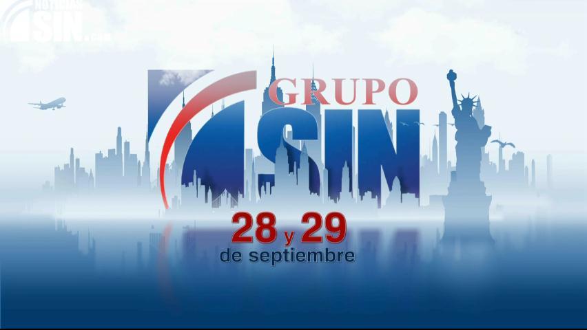 Noticias SIN y El Informe con Alicia Ortega transmitirán en vivo desde Nueva York
