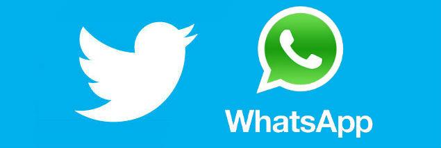 Twitter y WhatsApp, fuente información y sosiego para chilenos tras terremoto