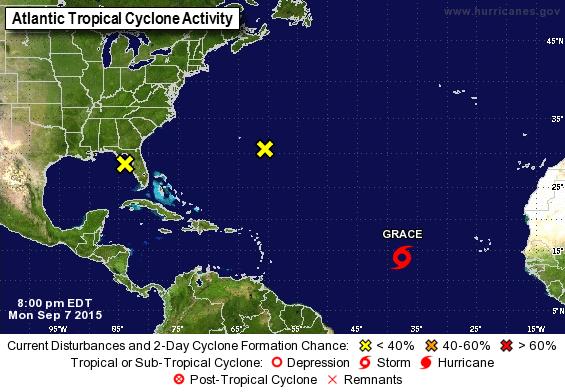 Huracán Linda alcanza la categoría 2 y sigue ganando fuerza en el Pacífico