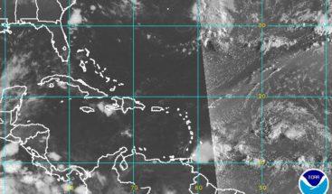 Lluvias serán escasas este miércoles; se forma depresión tropical número ocho