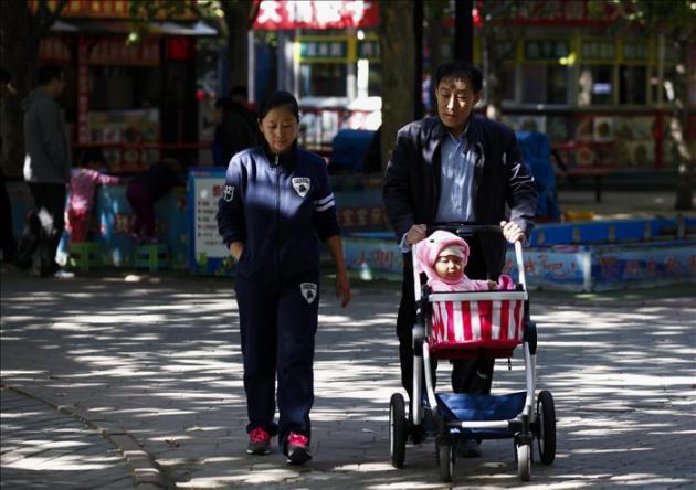 China prevé 50 millones más de habitantes en 2030 tras reforma