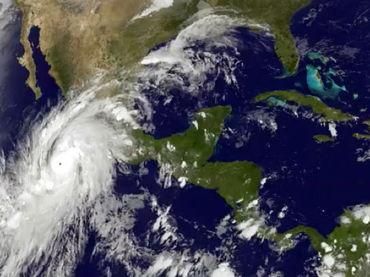 Patricia es el huracán