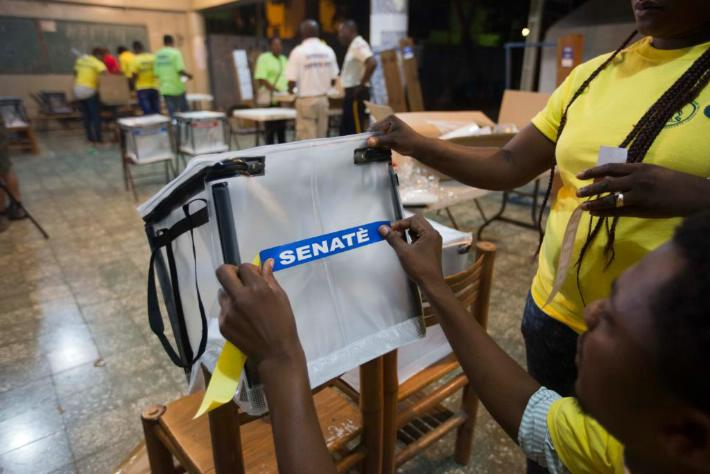 Este domingo Haití decidirá quién será su presidente