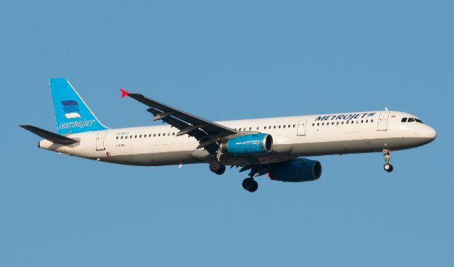 El Airbus A321 siniestrado en Egipto tenía 18 años y 56.000 horas de vuelo