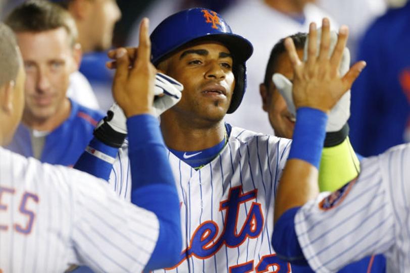 Mets honran ausencia de Tejada con paliza a Dodgers; jonrón de Céspedes