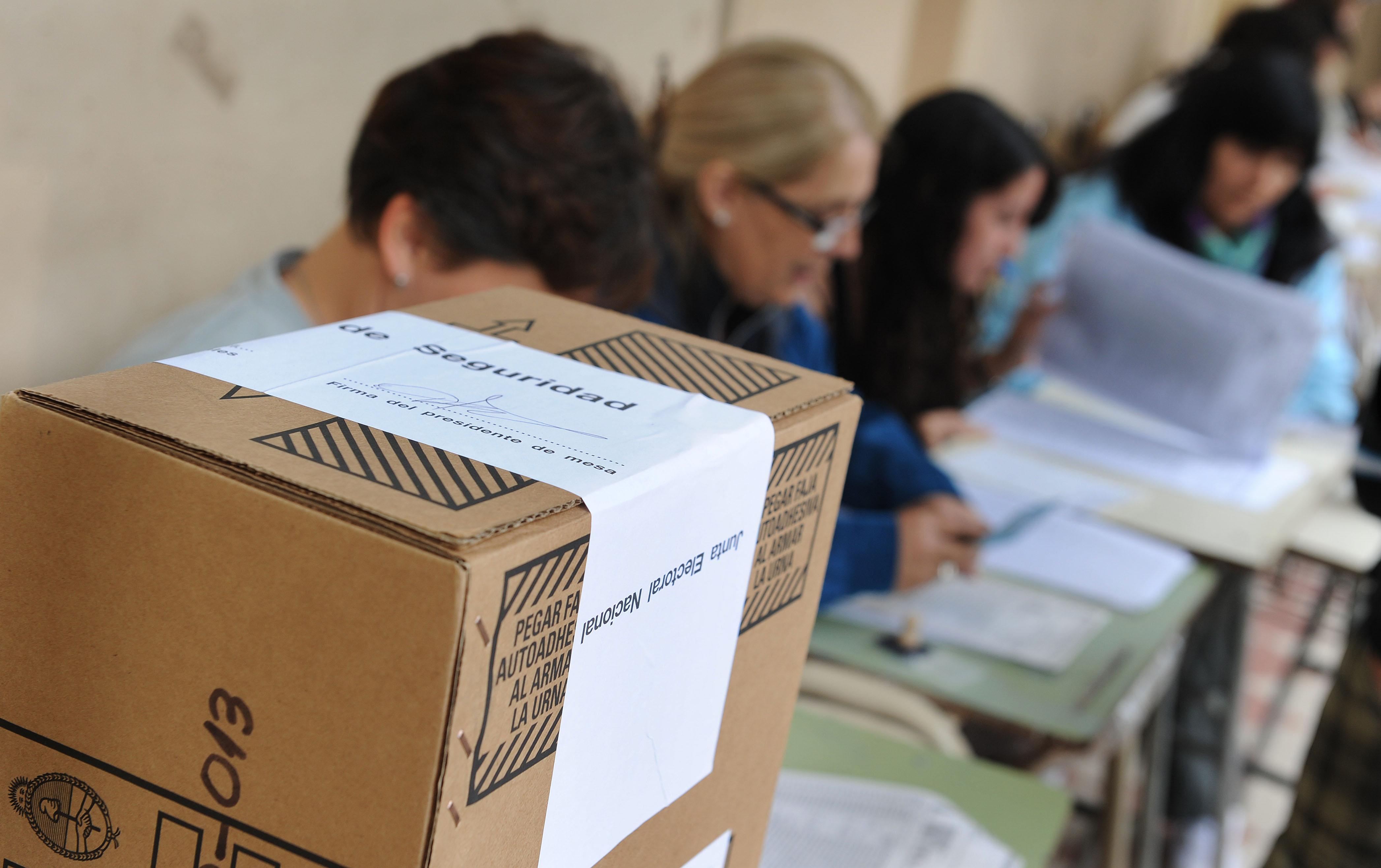 Argentina elige presidente y renueva el Parlamento en comicios generales
