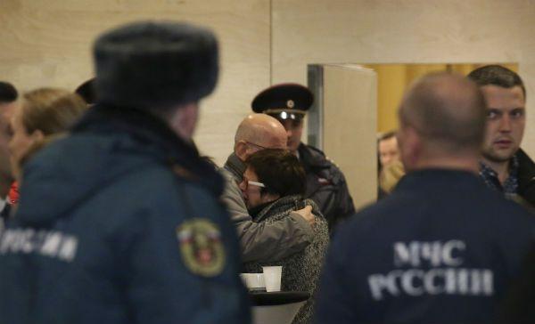 Rusia desmiente que avión ruso fuera objeto de un atentado terrorista
