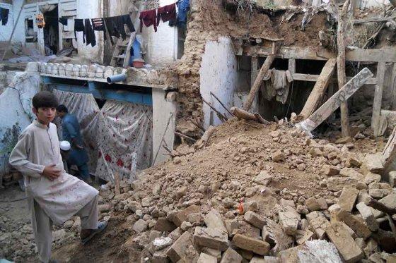 Ascienden a 154 los muertos en Pakistán por el terremoto de Afganistán