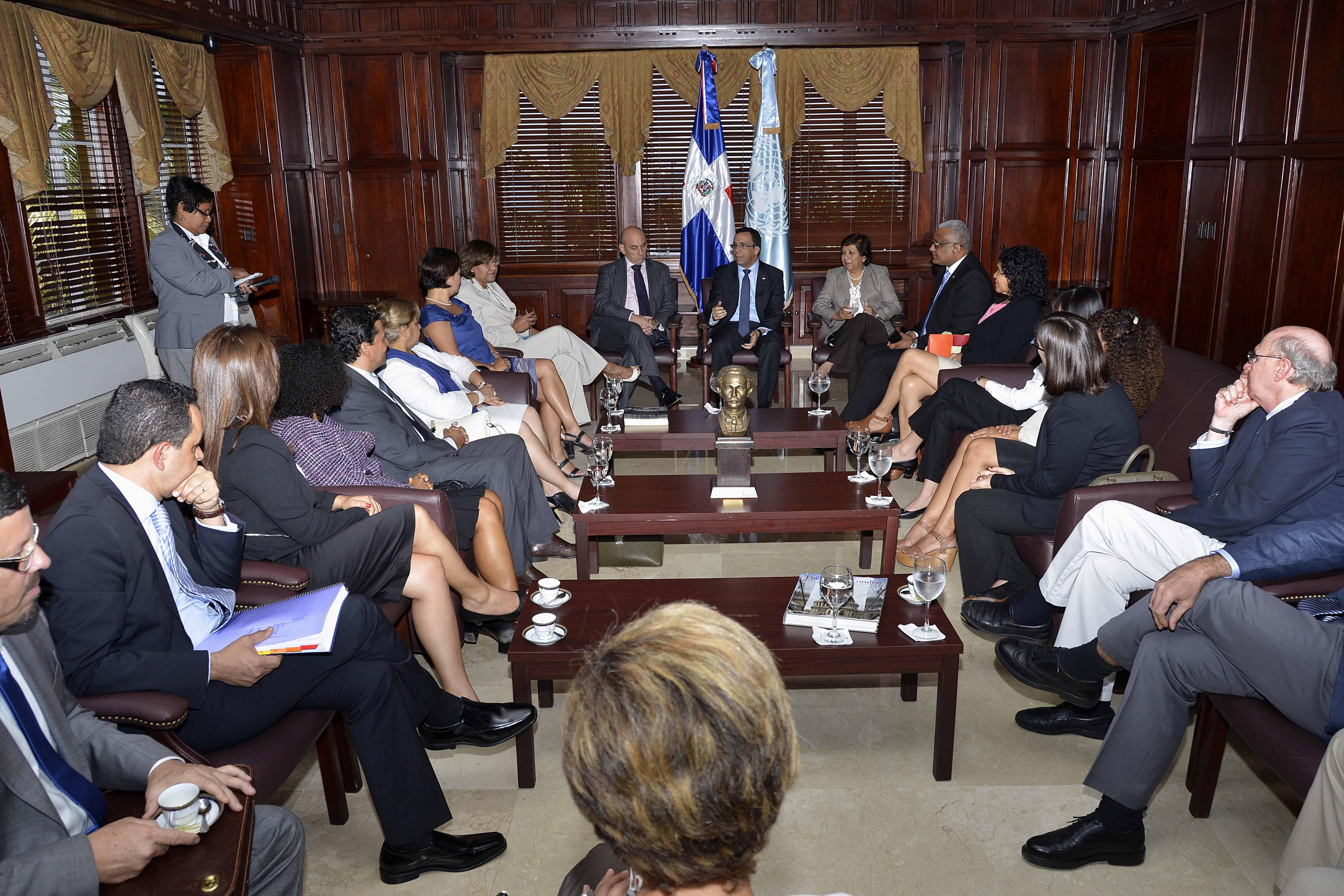 Canciller ratifica compromiso de RD con ONU