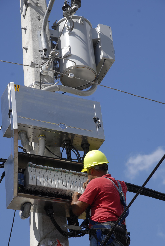 Edesur suspenderá el servicio de electricidad por trabajos en las redes