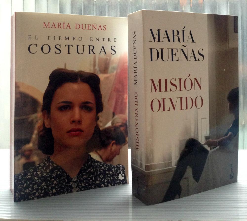 María Dueñas ya piensa en su cuarta novela, que espera sea su obra más coral