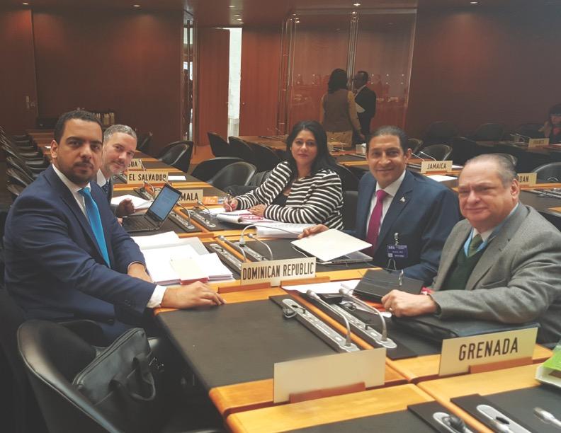 RD defiende en OMC medidas a varillas de Turquía y España