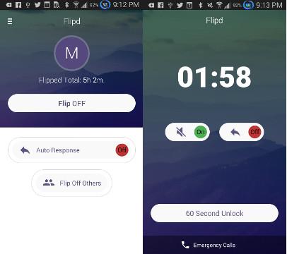 ¿Adicto a tu smartphone? Esta app te ayudará a despegarte un rato