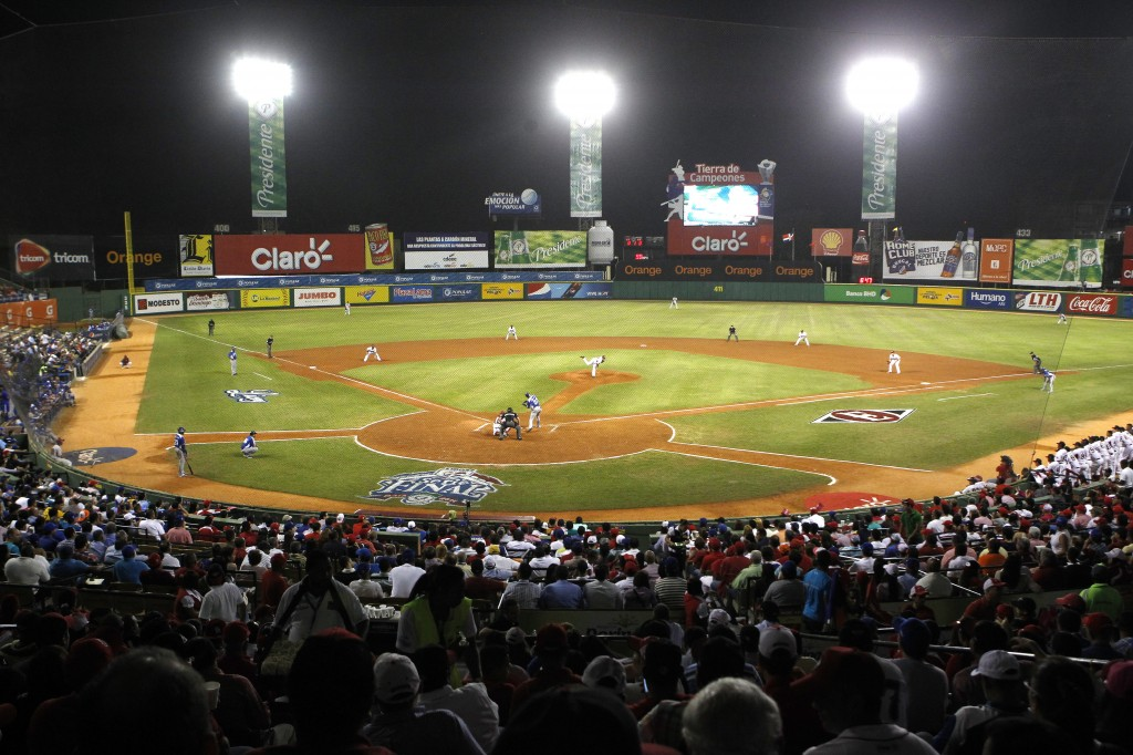 Hoy los dominicanos estamos en ¡PELOTA!