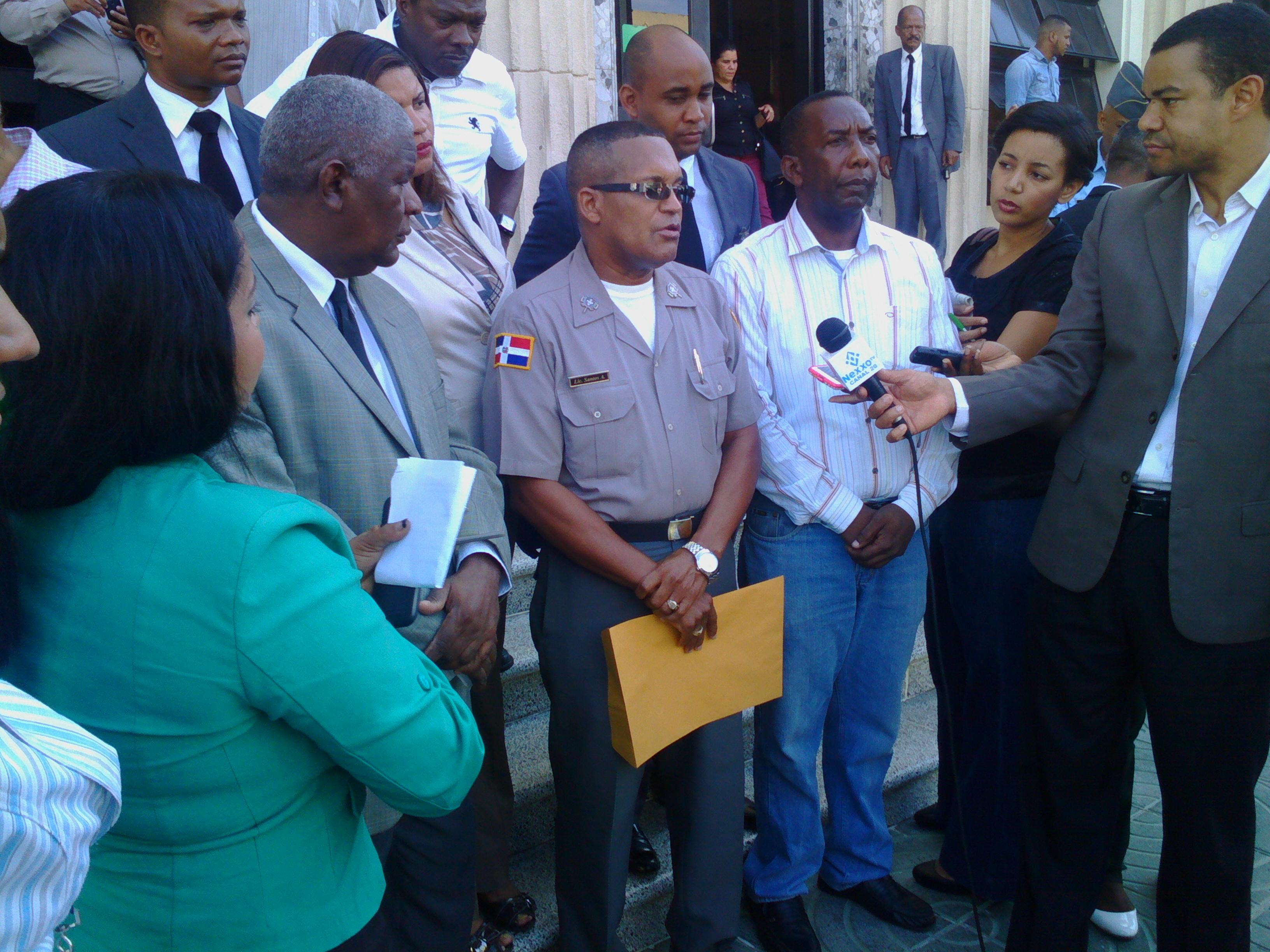 Suspenden coronel había denunciado supuesta persecución en su contra