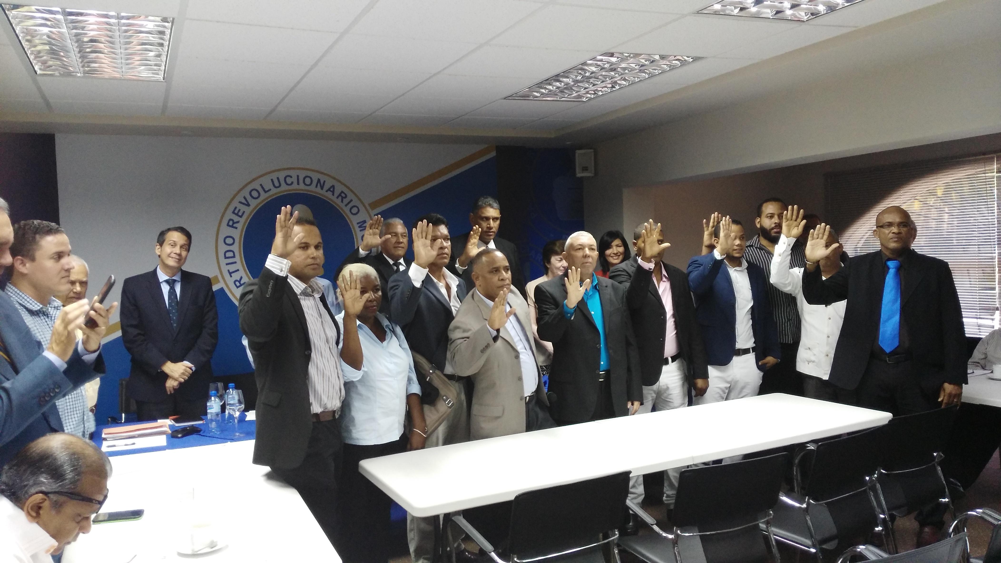 Dirección PRD en Higüey renuncia para apoyara Luis Abinader