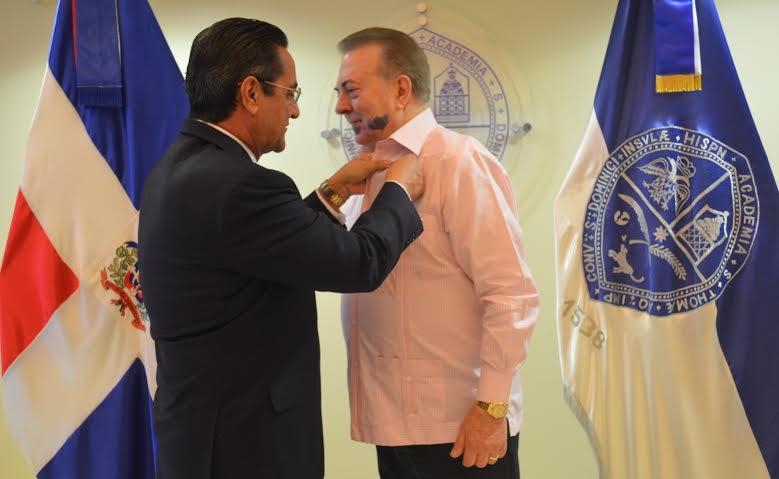 UASD reconoce a Eduardo Selman, cónsul general de RD en NY